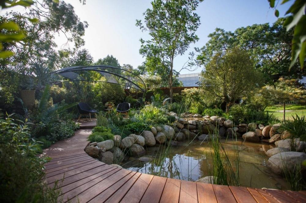 garden makeover Melbourne